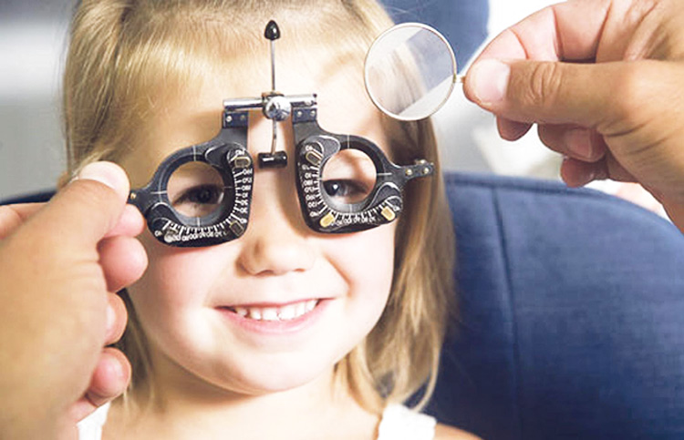 Возрастные особенности зрения